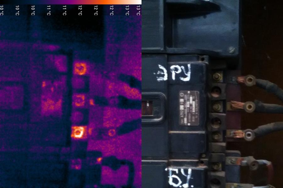 Увидеть невидимое, подключить не подключаемое или выжимаем все соки из Seek Thermal - 12