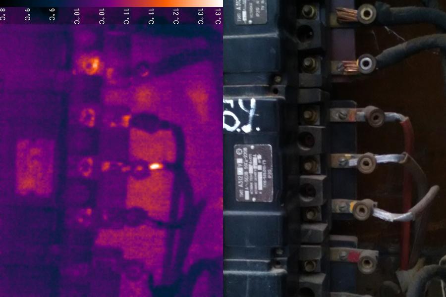 Увидеть невидимое, подключить не подключаемое или выжимаем все соки из Seek Thermal - 13