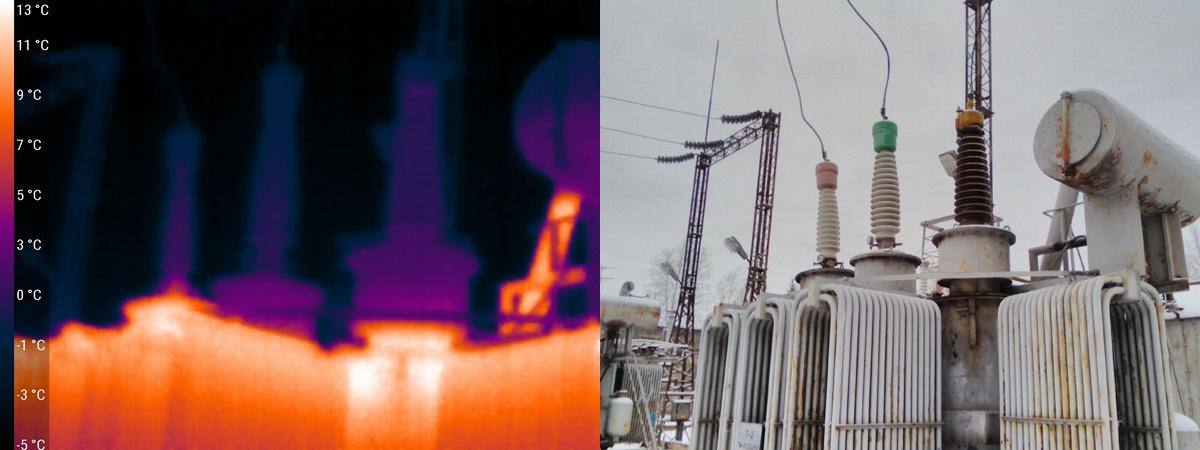 Увидеть невидимое, подключить не подключаемое или выжимаем все соки из Seek Thermal - 14