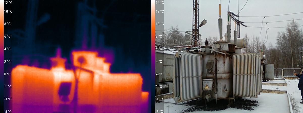 Увидеть невидимое, подключить не подключаемое или выжимаем все соки из Seek Thermal - 16