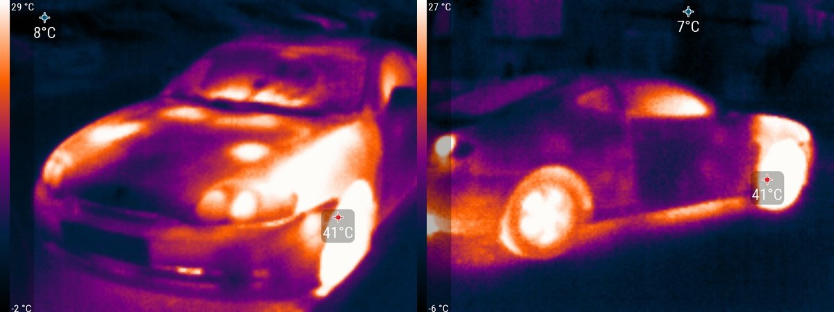 Увидеть невидимое, подключить не подключаемое или выжимаем все соки из Seek Thermal - 18
