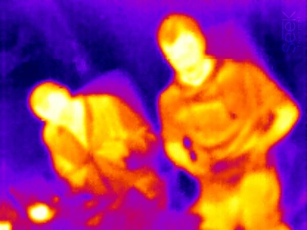 Увидеть невидимое, подключить не подключаемое или выжимаем все соки из Seek Thermal - 2