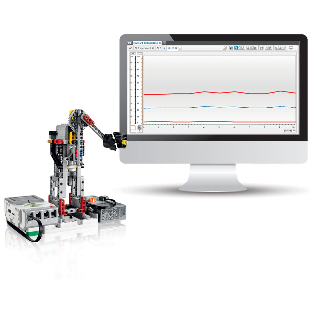 LEGO MINDSTORMS Education EV3 в профориентации - 13