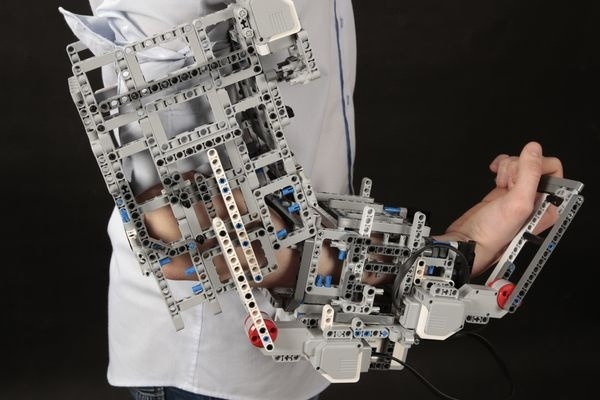 LEGO MINDSTORMS Education EV3 в профориентации - 14