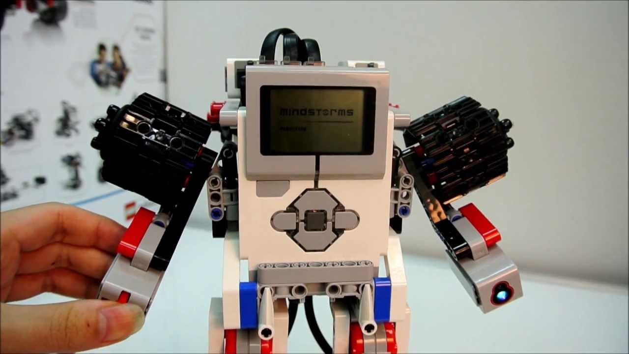 LEGO MINDSTORMS Education EV3 в профориентации - 1