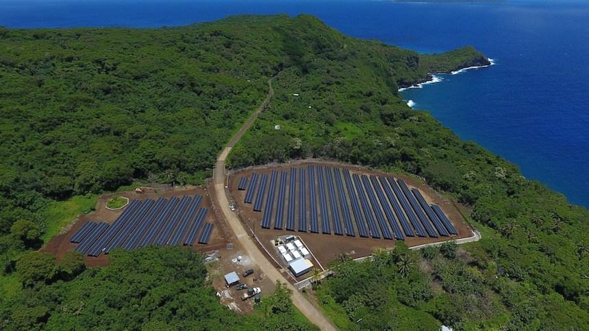 Tesla и SolarCity обеспечили энергией целый остров - 2
