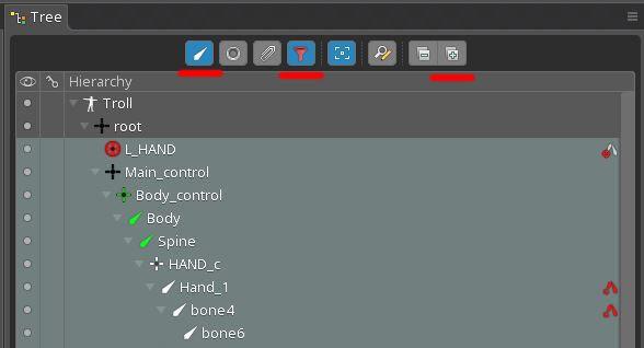 Анимация в Spine, советы и рекомендации, псевдо 3D эффект - 33