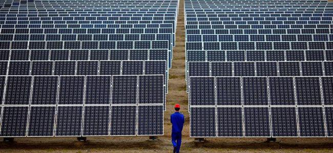 Китай начнет строительство солнечной электростанции в Чернобыльской зоне отчуждения уже в 2017 году