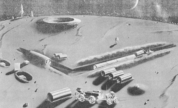 Неудавшиеся космические проекты: сверхтяжеловес, глаз в небесах и космическое общежитие - 6