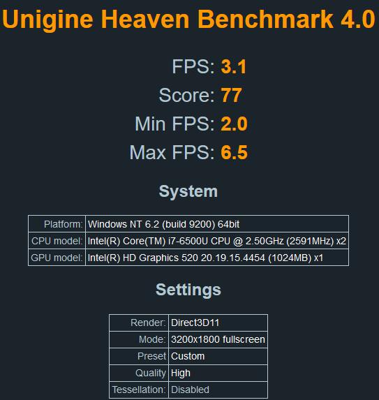 Обзор ультрабука ASUS UX330UA - 20