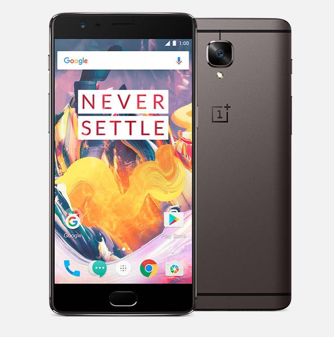 Смартфоны OnePlus 3 и OnePlus 3T будут одинаково поддерживаться обновлениями - 1
