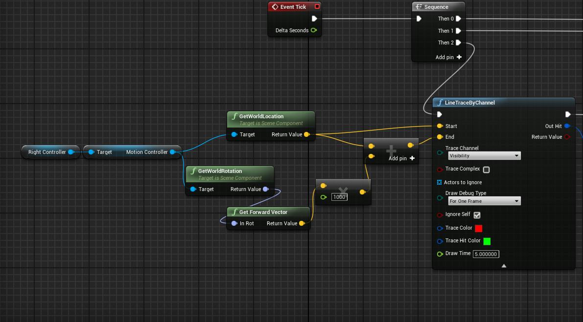 Создаём простейшую VR-демку с Unreal Engine - 8