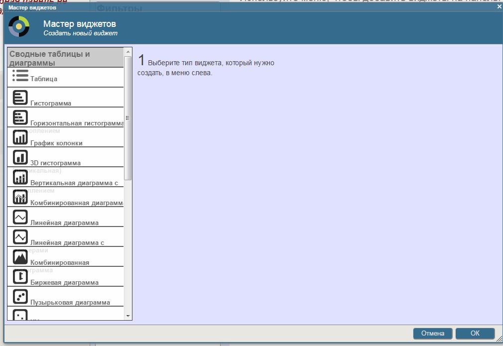 Intersystems DeepSee. Простая и быстрая визуализация данных - 9