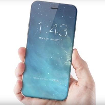 KGI Securities утверждает, что iPhone 8 получит стеклянный корпус из-за беспроводной зарядки