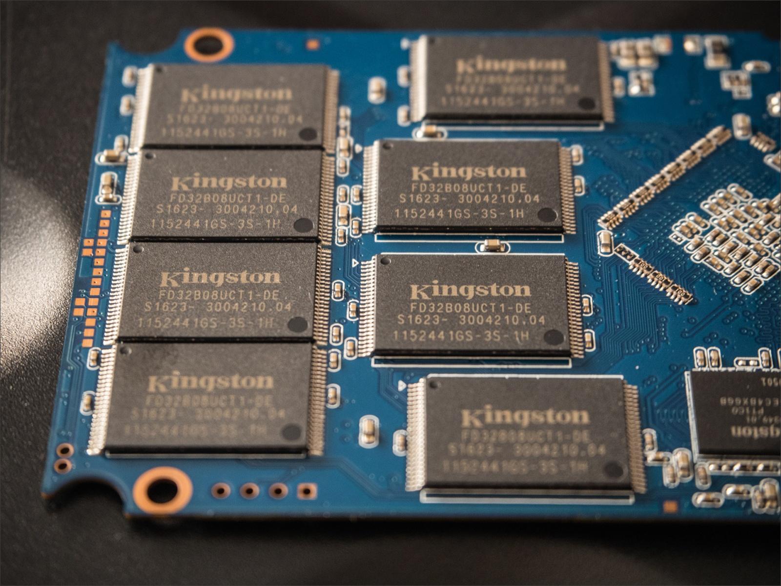 Kingston DC400: вместительные SSD за разумные деньги - 11