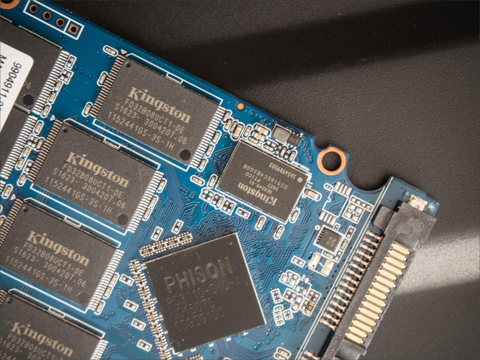 Kingston DC400: вместительные SSD за разумные деньги - 3