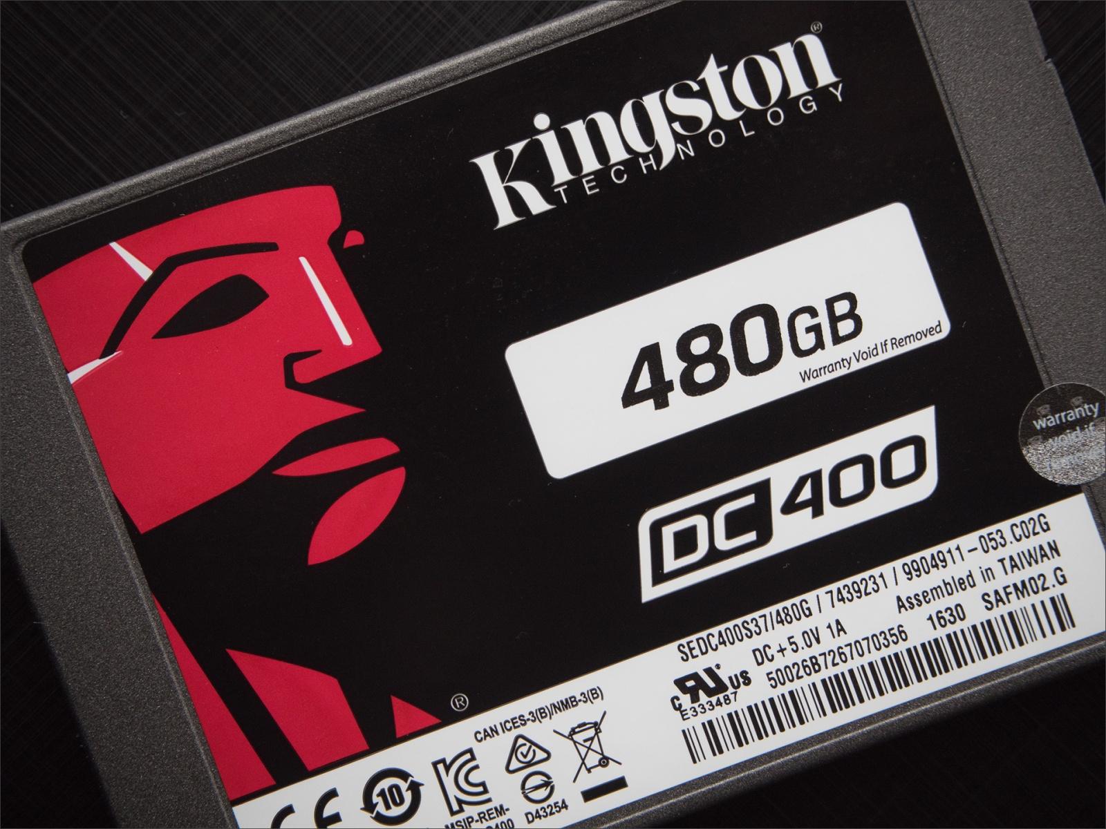 Kingston DC400: вместительные SSD за разумные деньги - 1