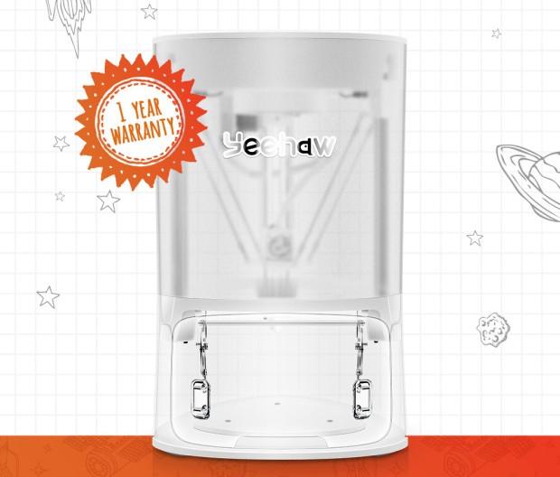 Детский 3D-принтер Yeehaw предлагается по цене от $249