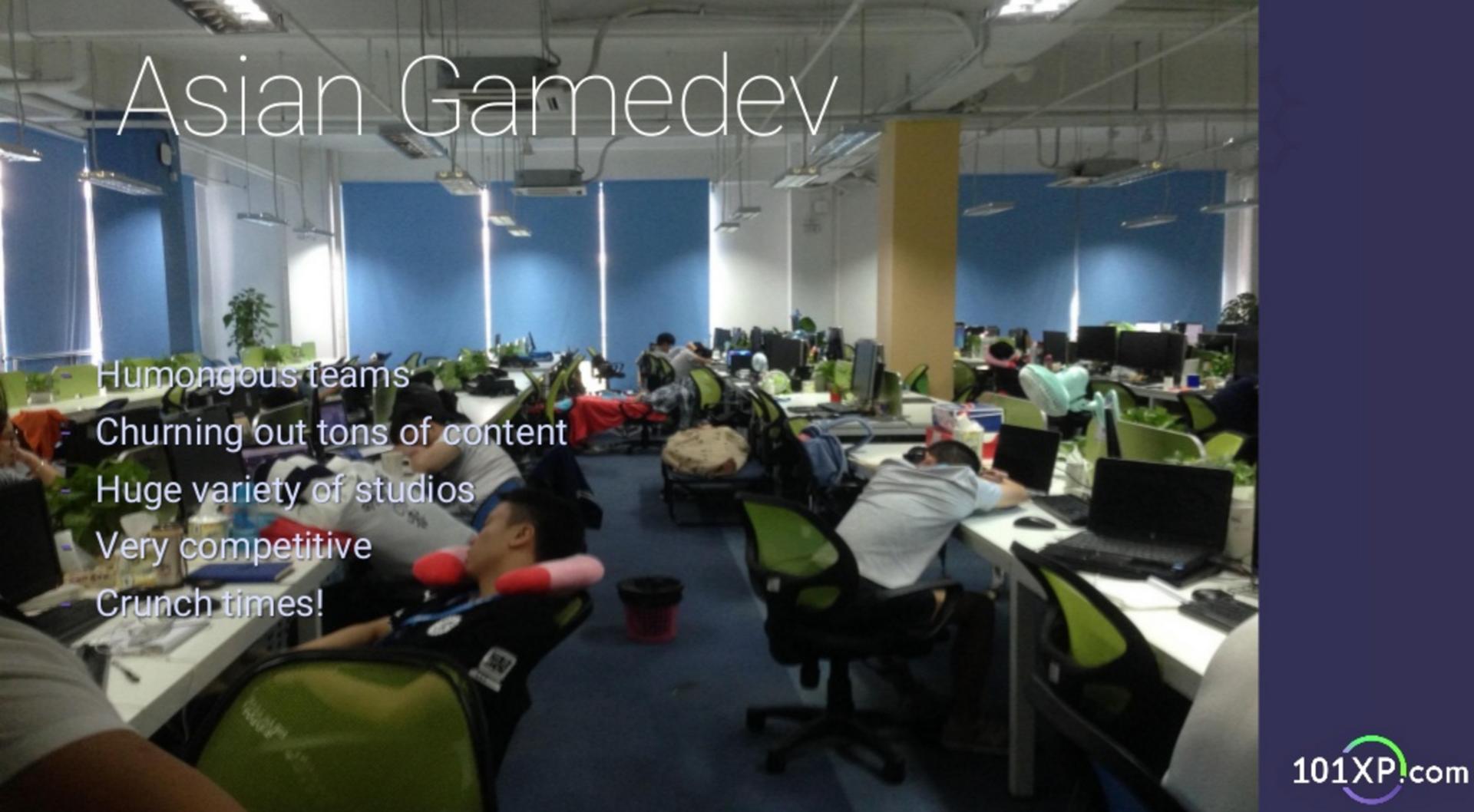 Продвижение мобильных игр на азиатском рынке. Интервью с Ильей Саламатовым, 101XP - 3