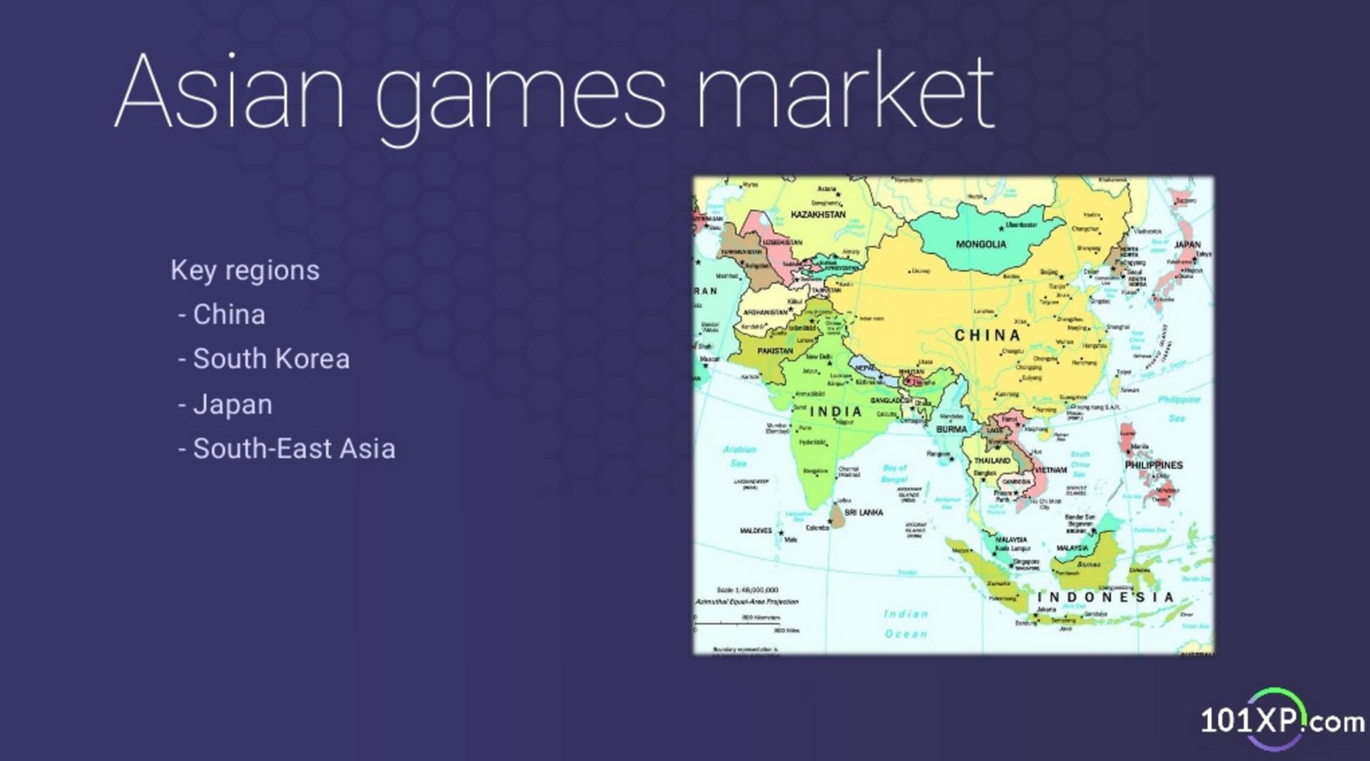 Продвижение мобильных игр на азиатском рынке. Интервью с Ильей Саламатовым, 101XP - 1