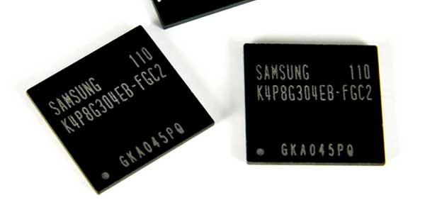 Рынок мобильной памяти DRAM вырос на 16,8%