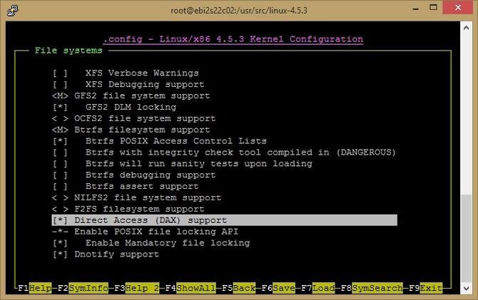 Эмуляция PMEM на серверах Intel - 5