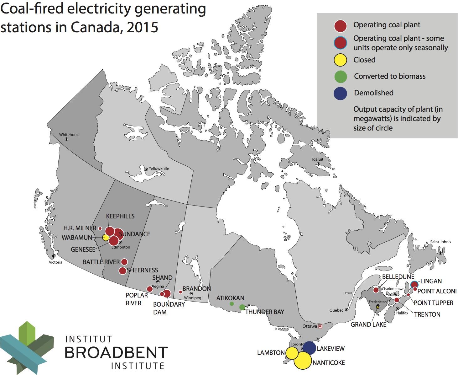 Франция, Финляндия, Великобритания и Канада полностью откажутся от сжигания угля - 2
