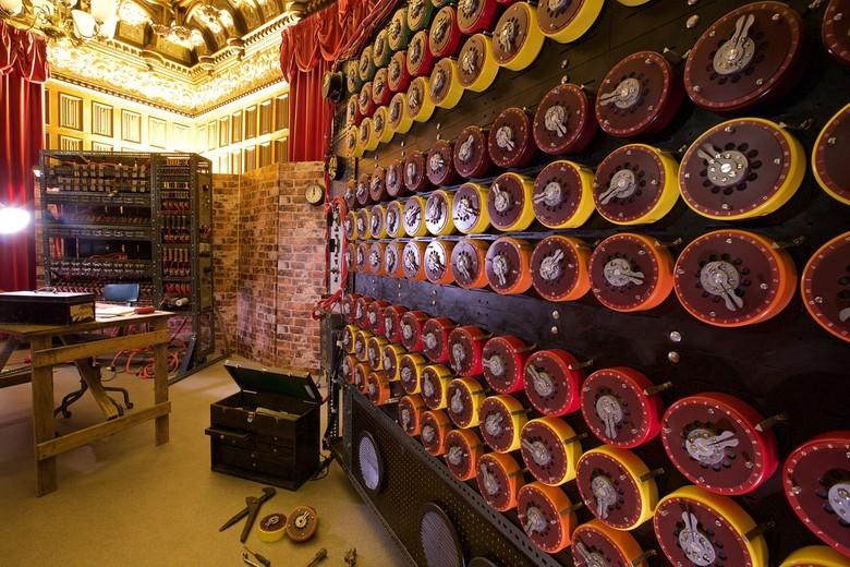 Железная криптография: «Энигма», телефонные звонки и квантовая запутанность - 7