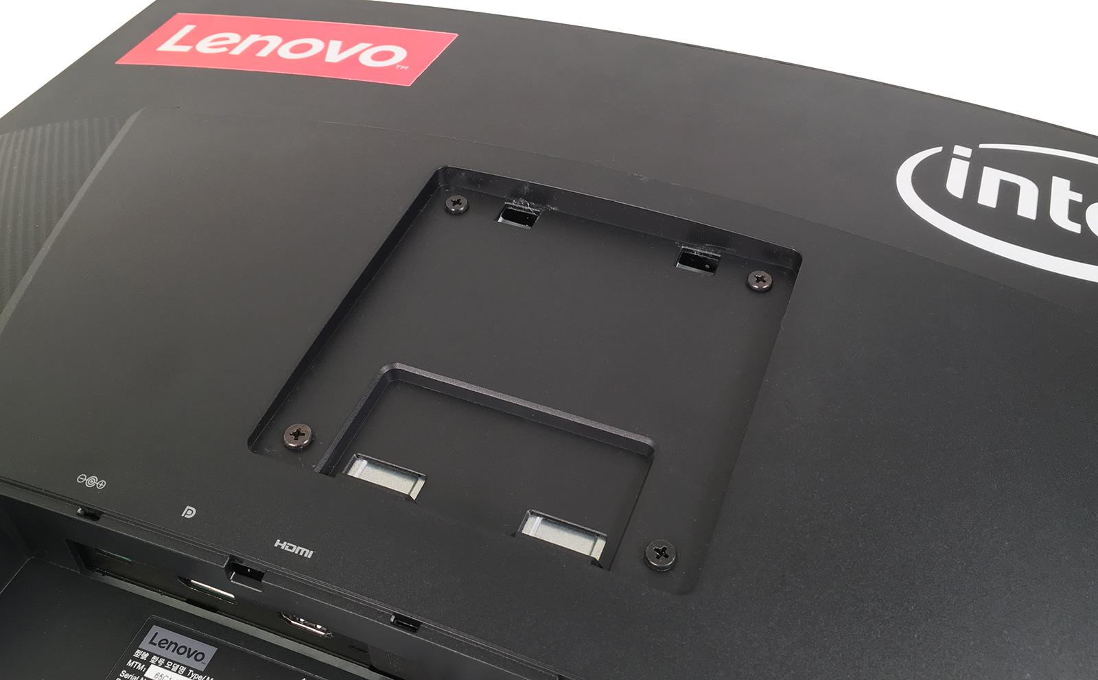 Обзор изогнутого игрового монитора Lenovo Y27g Razer Edition - 11