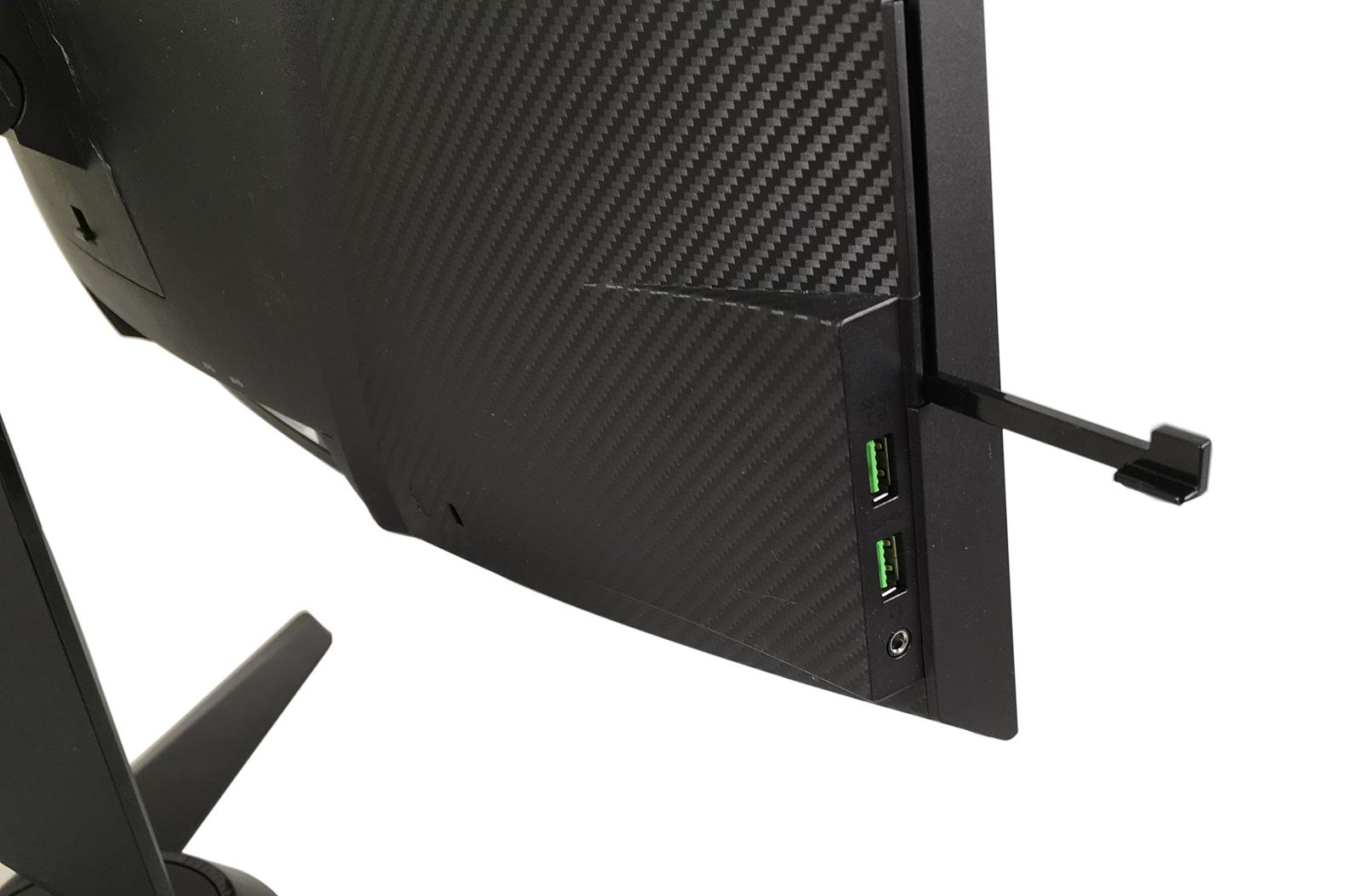 Обзор изогнутого игрового монитора Lenovo Y27g Razer Edition - 8