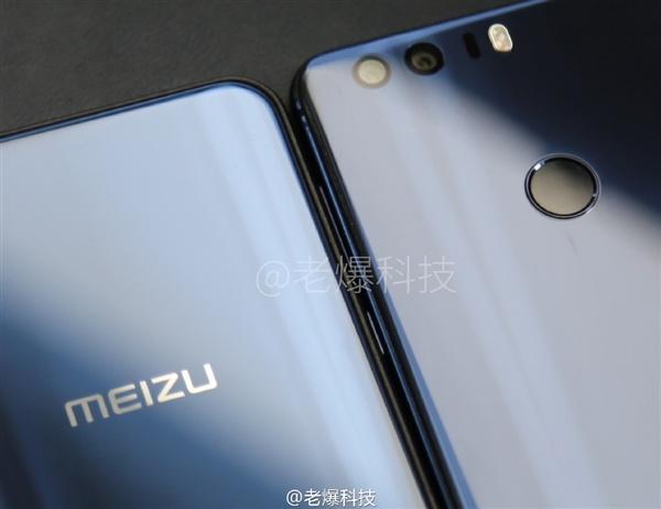 Опубликованы изображения смартфона Meizu X - 1