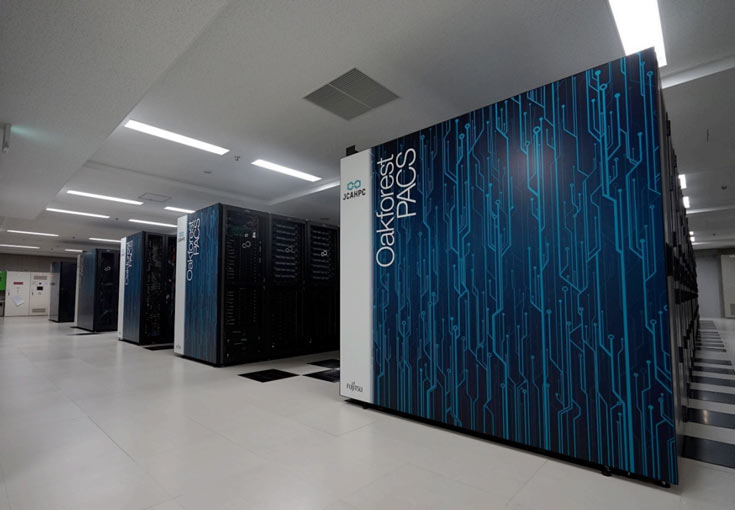 Проектная производительность суперкомпьютера — 130 PFLOPS