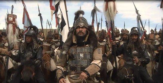 Чингисхан был полуевропейцем