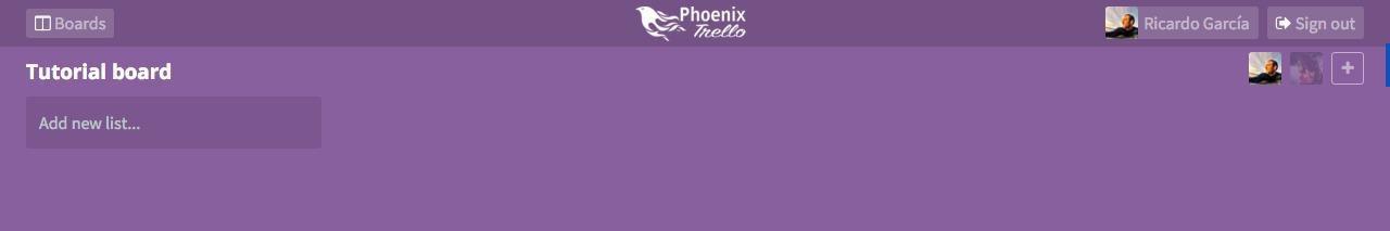 Клон Trello на Phoenix и React. Части 10-12. Финиш долгостроя - 1