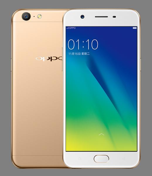 Смартфон Oppo A57 получил камеры разрешением 16 и 13 Мп