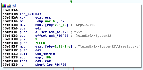 Специалисты ESET выпустили новый инструмент расшифровки файлов шифровальщика Crysis - 5