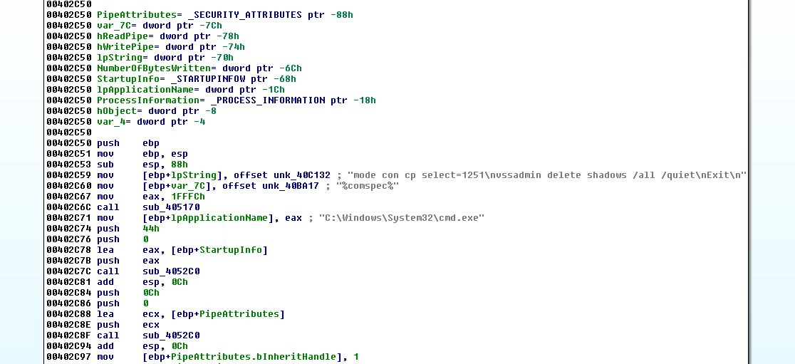 Специалисты ESET выпустили новый инструмент расшифровки файлов шифровальщика Crysis - 6