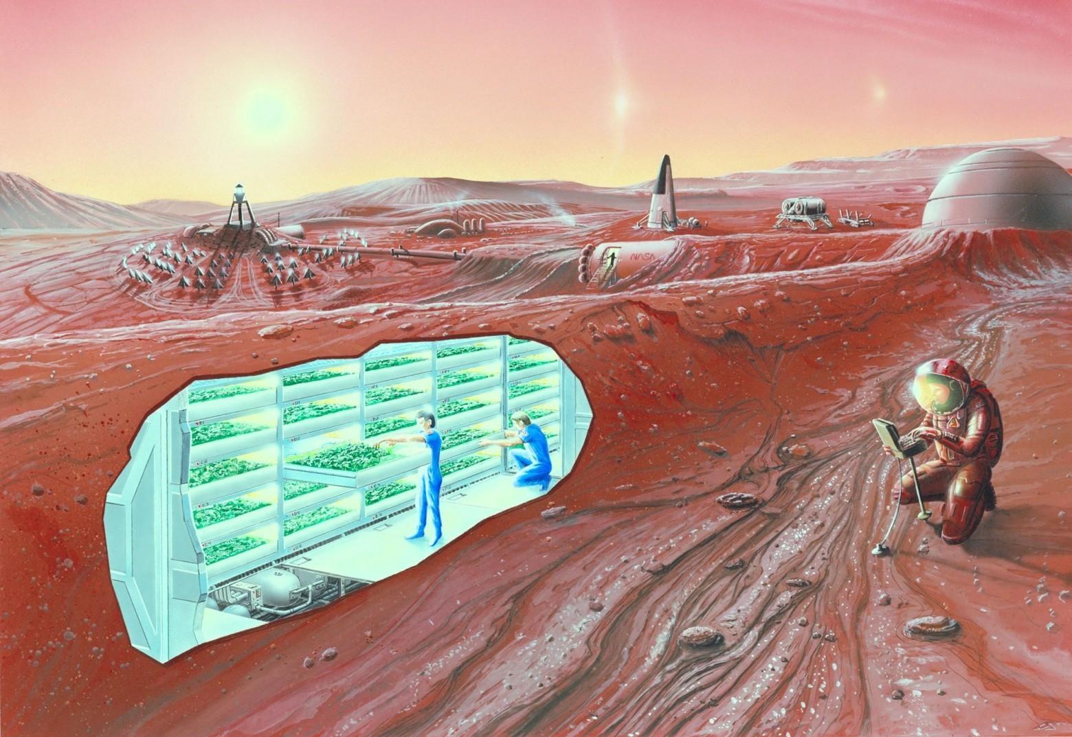 Титан может быть наилучшим местом для колонии в Солнечной системе - 5