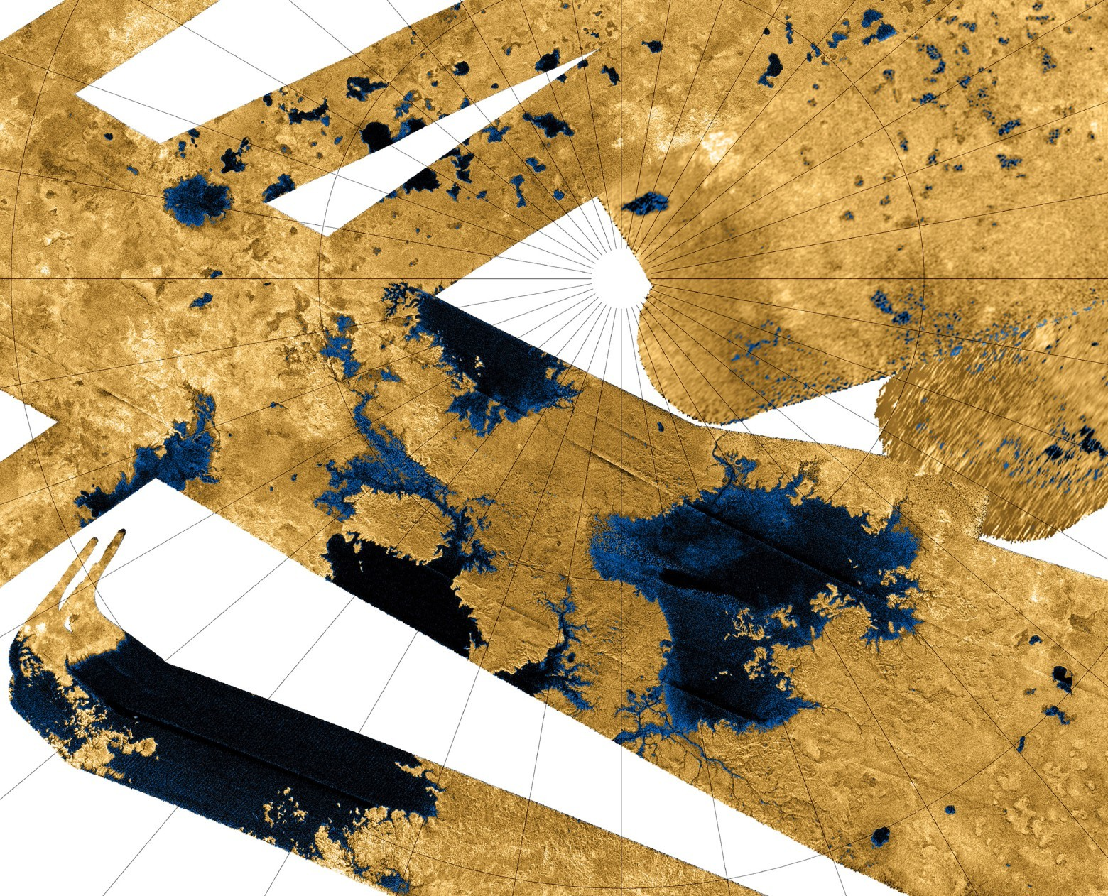 Титан может быть наилучшим местом для колонии в Солнечной системе - 6