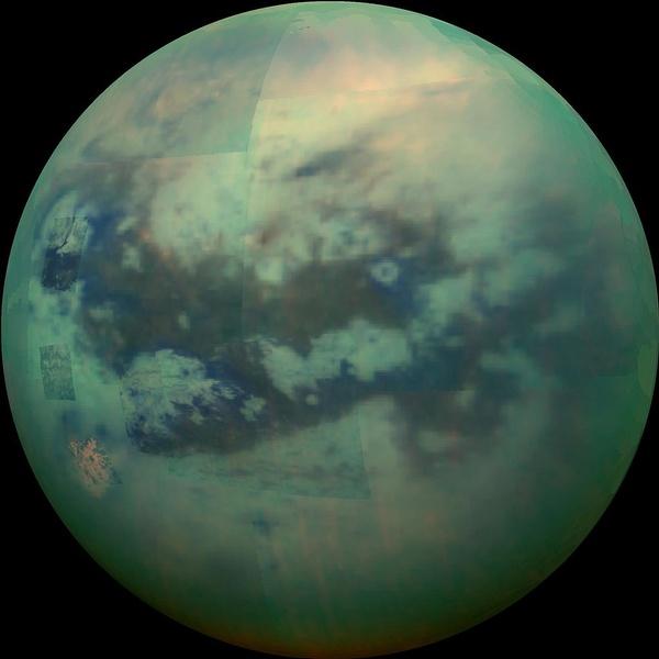 Титан может быть наилучшим местом для колонии в Солнечной системе - 1