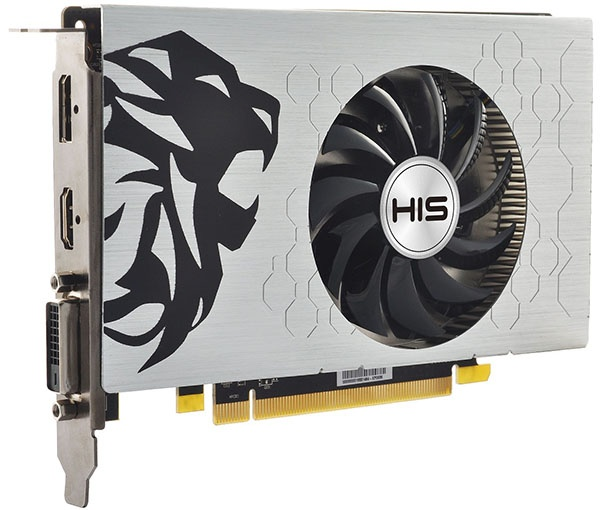 HIS Radeon RX 460 Slim-iCooler OC
