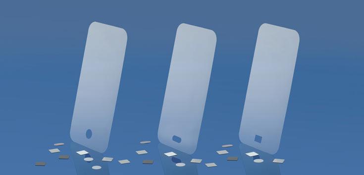 В экспозицию Schott на выставке C-Touch & Display 2016 вошли стекла толщиной от 70 до 350 мкм