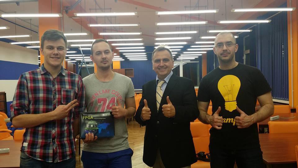 Хакатон нового типа испробован в Киеве, планируется повторить этот опыт в России - 8