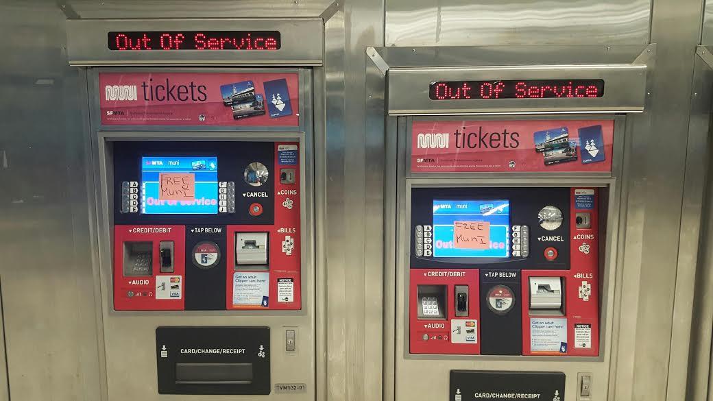 Как криптовымогатель сделал проезд на железной дороге Сан-Франциско бесплатным - 1