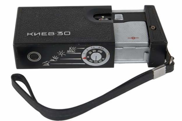 «Киев-30»: как я снимал на «шпионский» фотоаппарат - 8