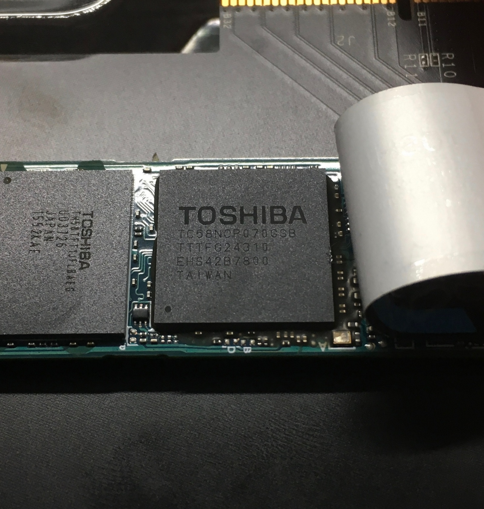 Обзор SSD накопителя OCZ RD400 — Citius, Altius, Fortius - 11