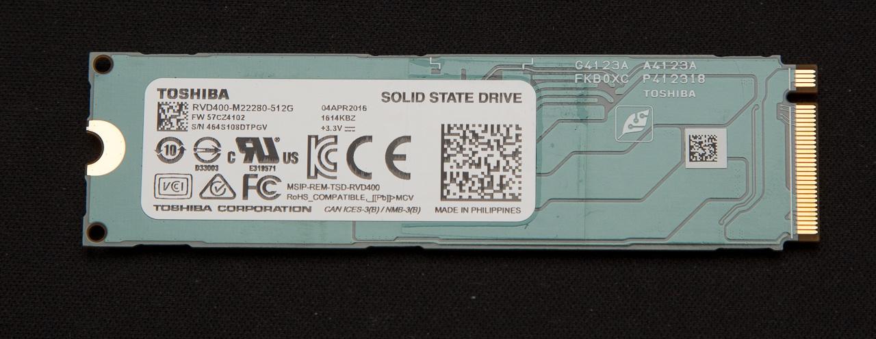 Обзор SSD накопителя OCZ RD400 — Citius, Altius, Fortius - 8