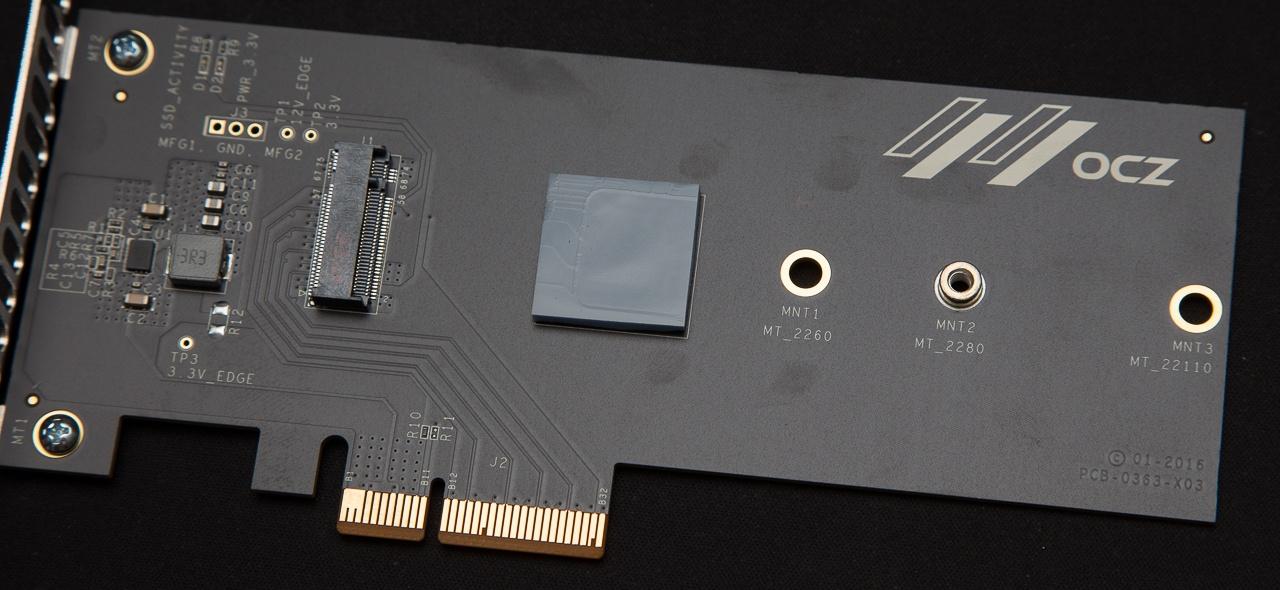 Обзор SSD накопителя OCZ RD400 — Citius, Altius, Fortius - 9