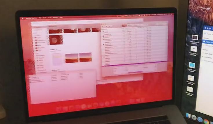 Ноутбуки Apple MacBook Pro нового поколения имеют серьёзные проблемы