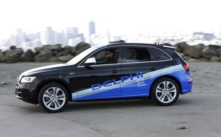 Delphi и MobilEye на CES 2017 покажут беспилотный автомобиль с новой технологией автоматического управления